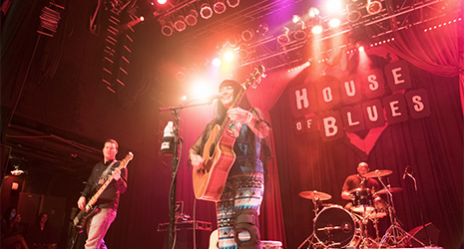 @ House of Blues