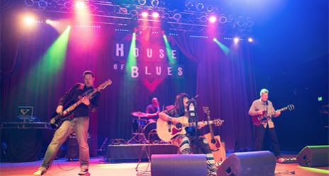 DLB Play House of Blues